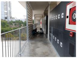 ODS versus confort térmico y lumínico en centros de Secundaria